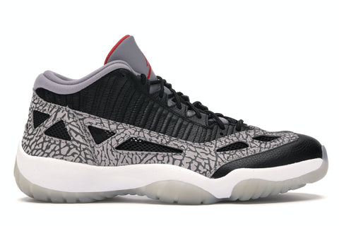 Jordan 11 Retro Low IE Black Cement