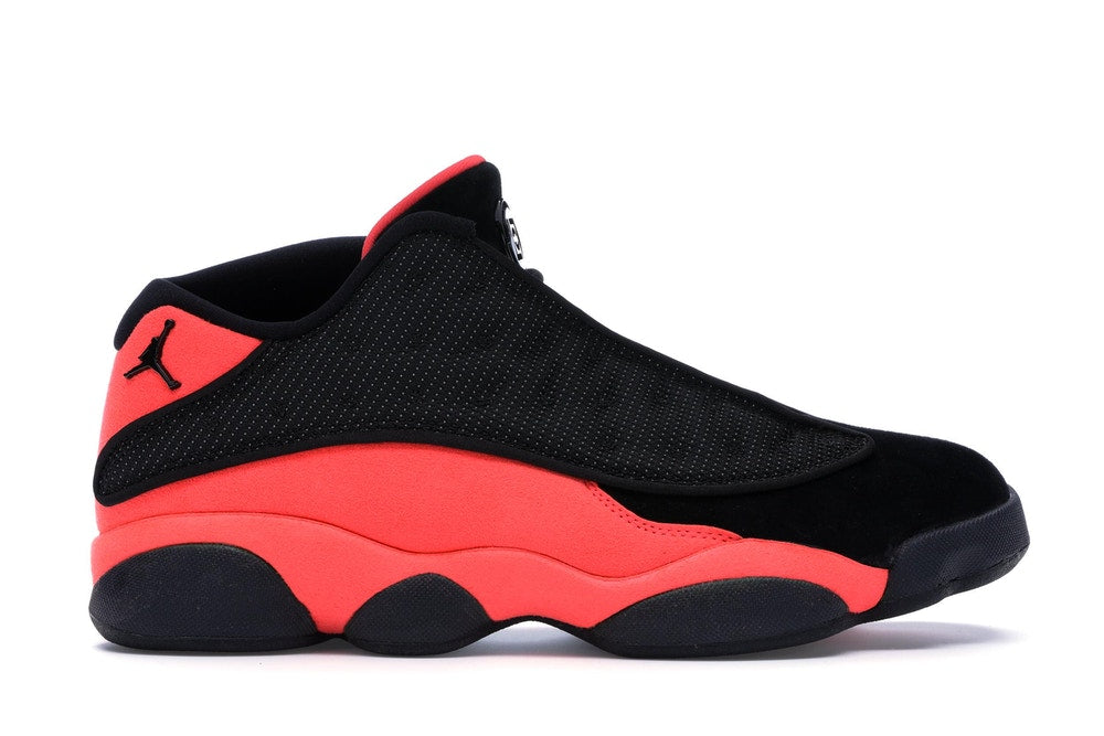 Air Jordan 13 Retro Low Clot Black Red