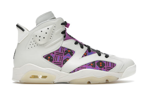 Jordan 6 Retro Quai54 Sail Black (2020)