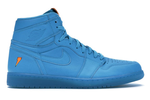 Jordan 1 Retro High Gatorade Blue Lagoon