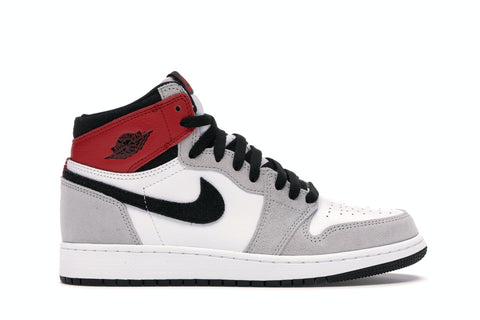 Jordan 1 Retro High Light Smoke Grey (GS)