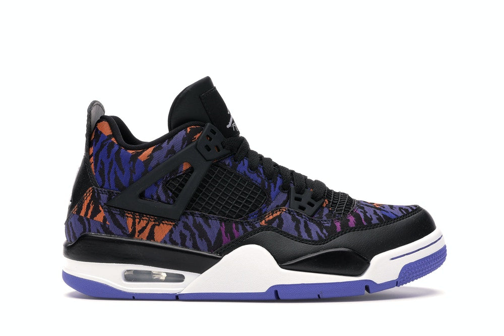 Jordan 4 Retro Black Rush Violet (GS)