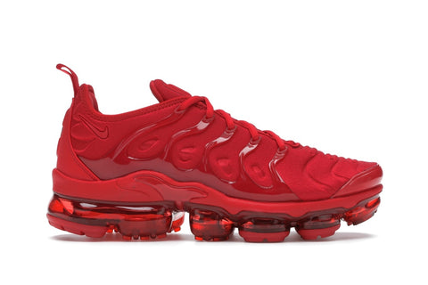 Nike Air VaporMax Plus Triple Red
