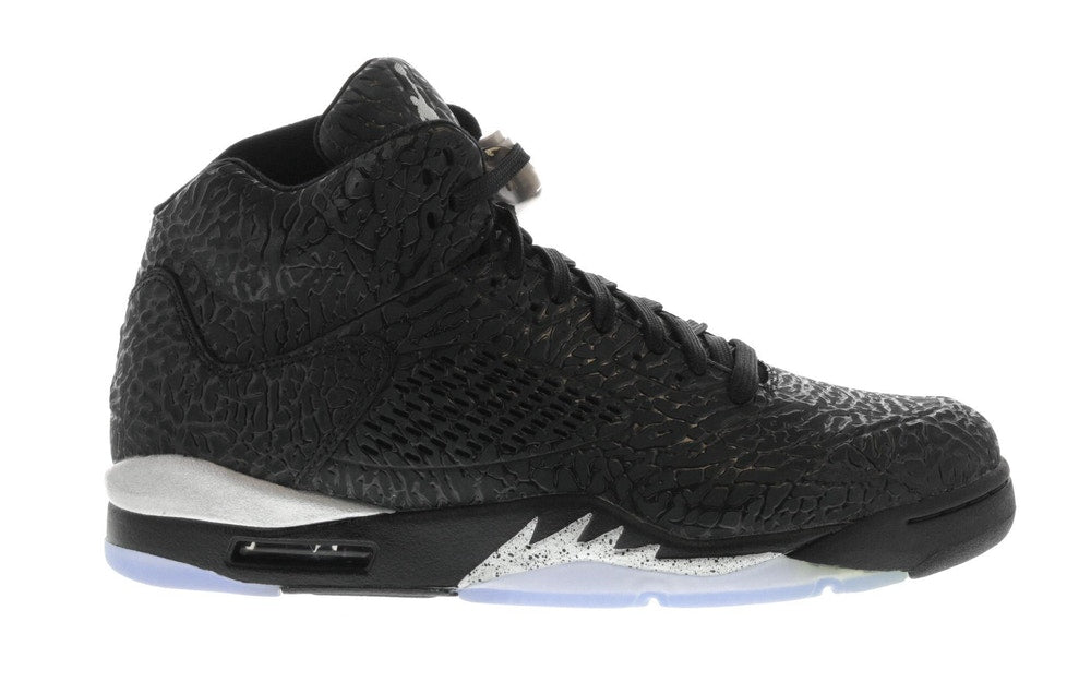 Air Jordan 5 Retro 3Lab5 Black Silver