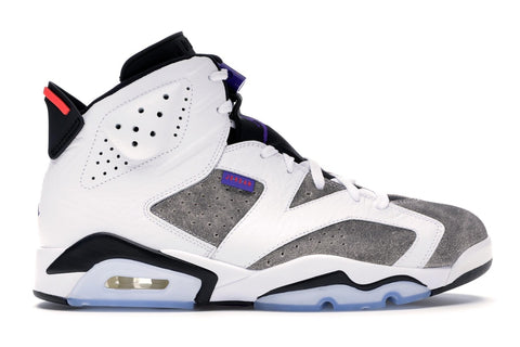 Air Jordan 6 Retro Flight Nostalgia