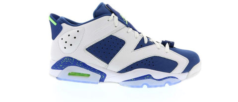 Air Jordan 6 Retro Low Ghost Green