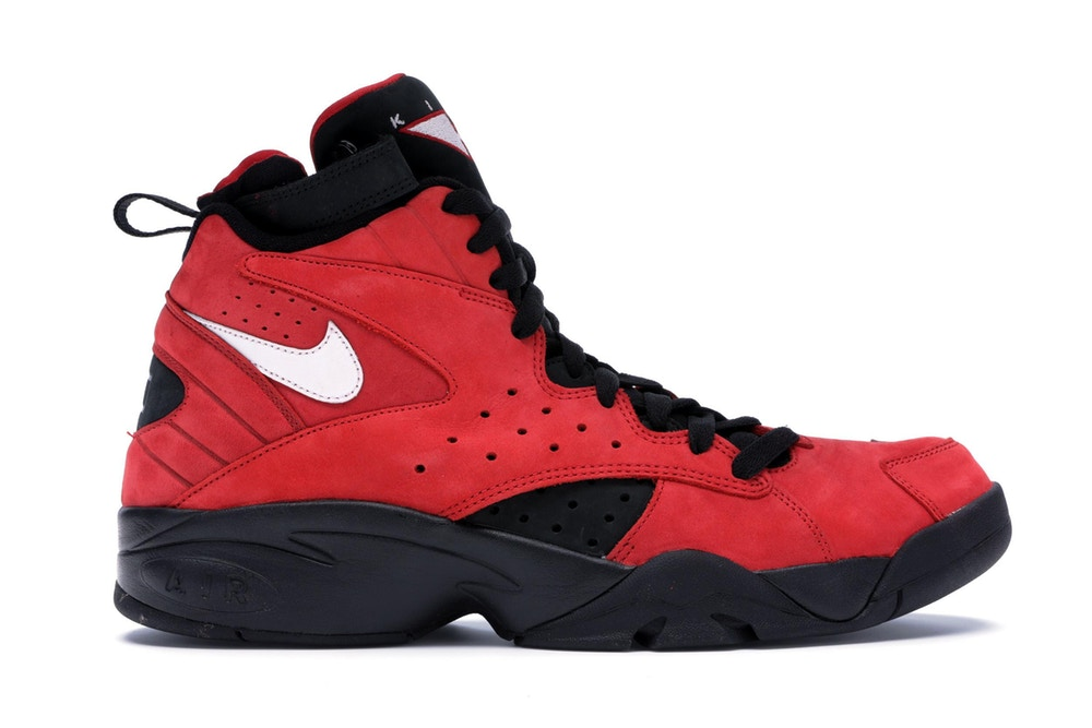 Nike Air Maestro 2 High Kith Red