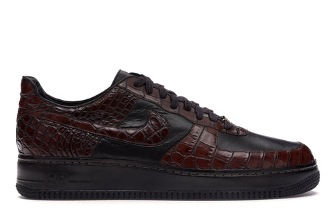 Nike Air Force 1 Low Crocodile Lux 25th Anniversary