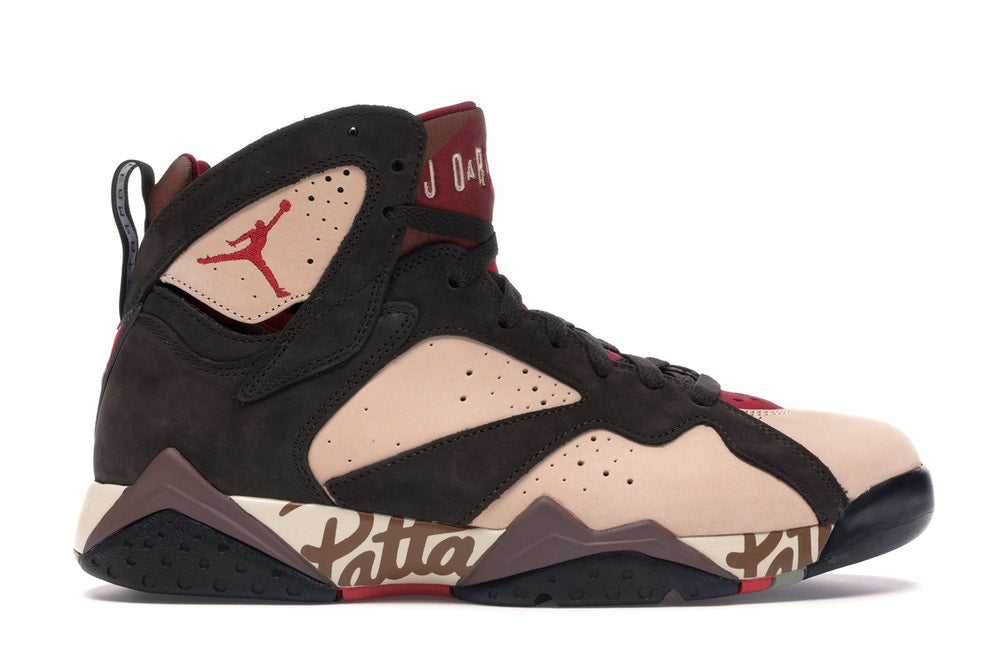 Air Jordan 7 Retro Patta Shimmer