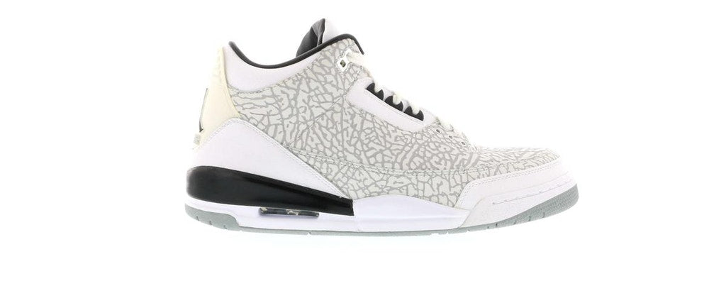 Air Jordan 3 Retro White Flip