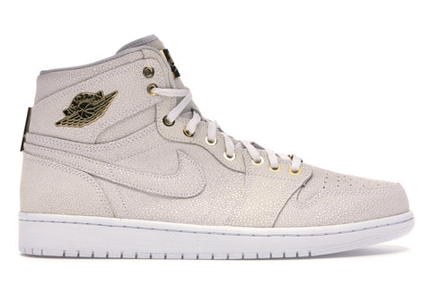 Air Jordan 1 Retro Pinnacle White