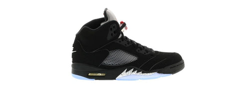 Air Jordan Retro 5 Black  Metallic 2016