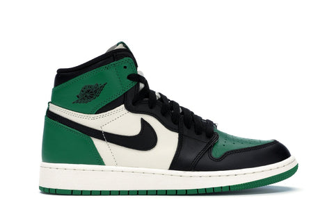 Jordan 1 Retro High Pine Green (GS)
