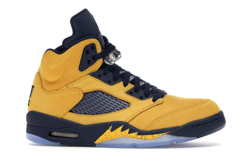 Air Jordan 5 Retro Michigan (2019)