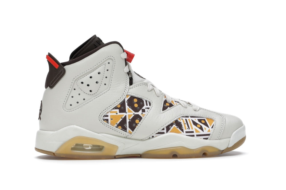Jordan 6 Retro Quai54 Sail Brown 2020 (GS)