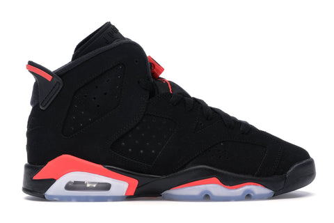 Air Jordan 6 Retro Black Infrared 2019 (GS)
