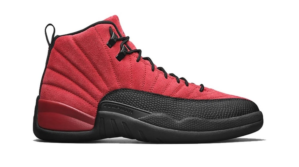 Jordan 12 Retro Reverse Flu Game (GS)