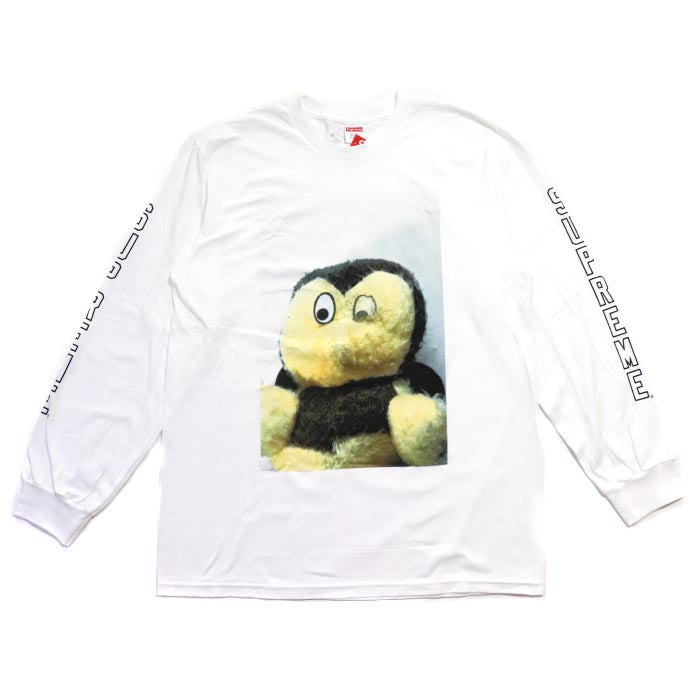 Supreme Mike Kelley AhhYouth! L/S Tee White