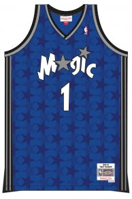 Tracy Mcgrady Magic Mitchell & Ness Kids Throwback Jersey