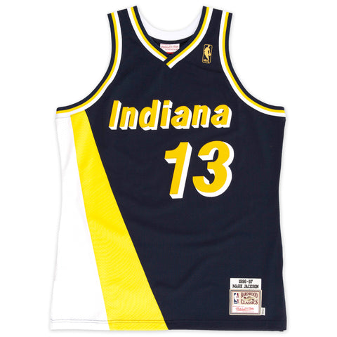 Indiana Pacers Mark Jackson M&N Swingman Jersey