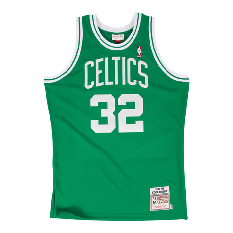 Boston Celtics Kevin Mchale M&N Swingman Jersey