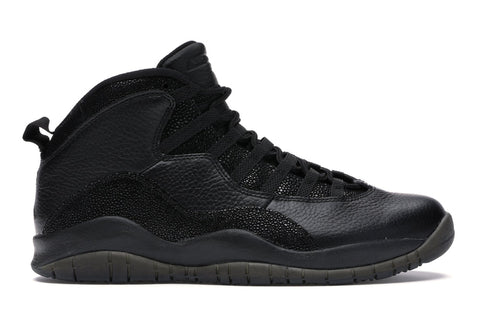 Air Jordan 10 Retro Drake OVO Black