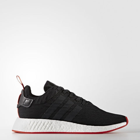 Adidas NMD R2 PK Black Red White