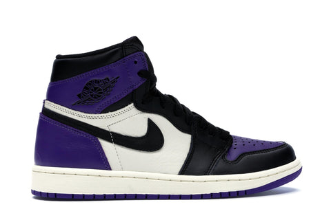 Air Jordan Retro 1 Court Purple