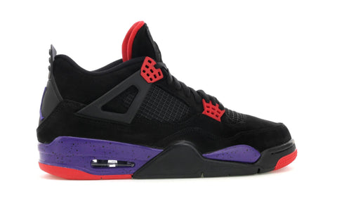 Air Jordan Retro 4 Raptors