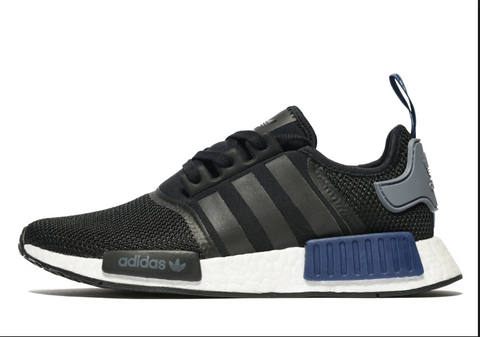 Adidas NMD R1 Core Black Dark Blue