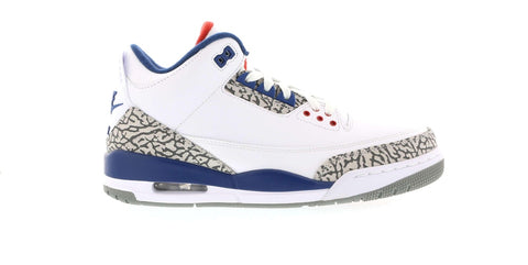 Air Jordan Retro 3 True Blue 2016