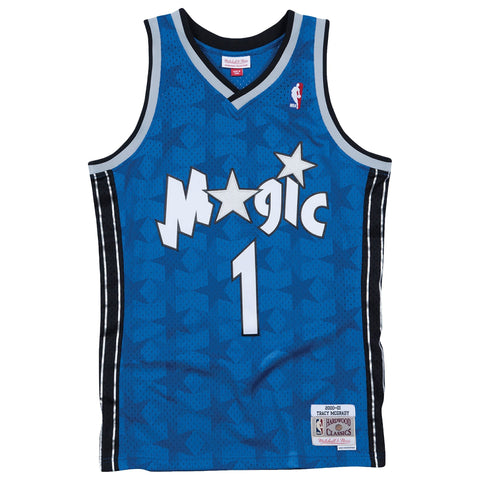 Orlando Magic Tracy Mcgrady Mitchell & Ness Throwback Jersey