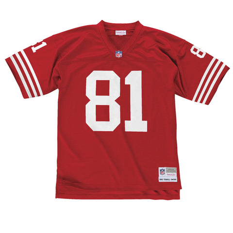 Mitchell & Ness Terrell Owens Legacy Jersey 2002 San Francisco 49ers