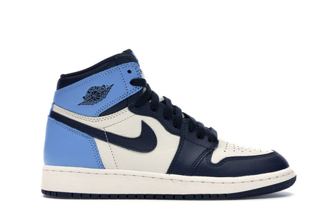 Air Jordan 1 Retro High Obsidian UNC (GS)