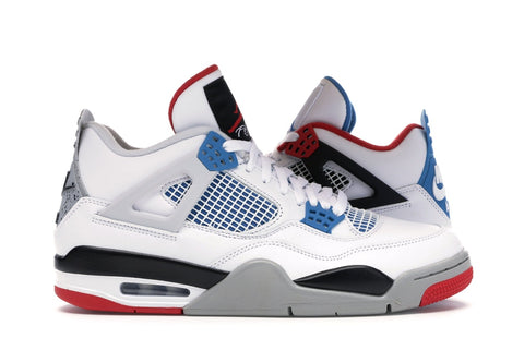 Air Jordan 4 Retro What The