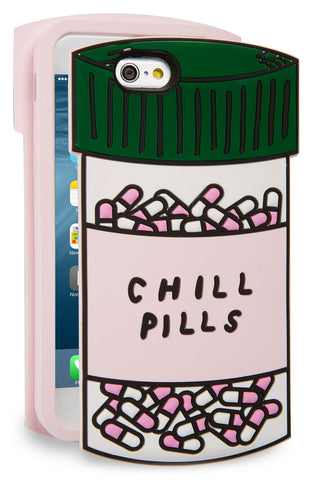 Chill Pill Cell Phone Case