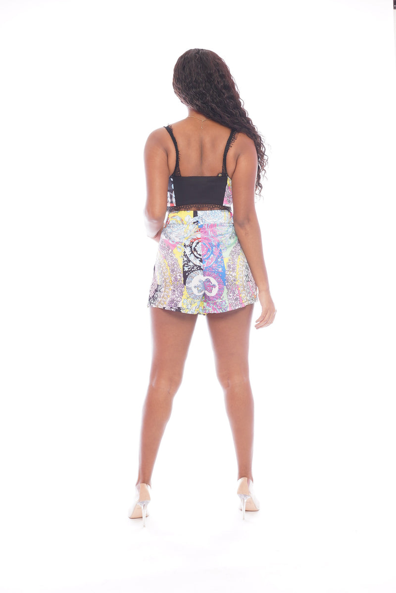 Versace Shorts Set 2