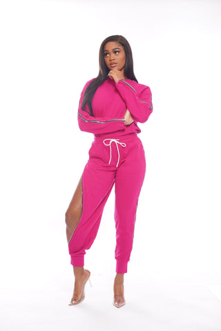 Versace Printed Jogging Set