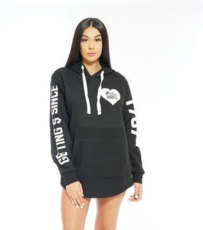 MAFIA BABES GETTING MONEY SINCE 1987 HOODIE