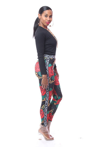 CM Rose Leggings