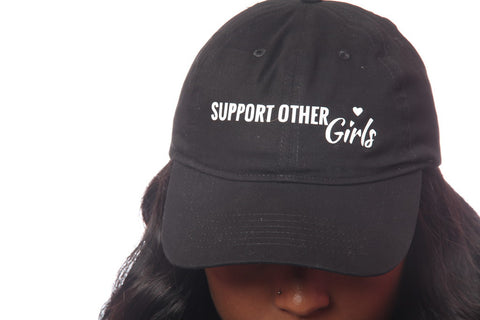 Supporting Other Girls Hat