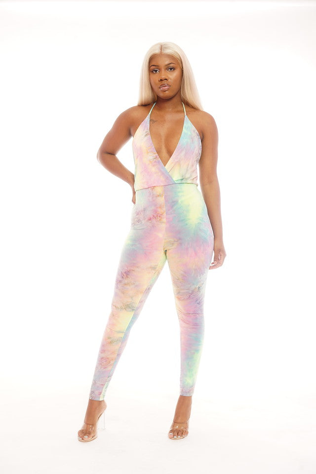 Cotton Candy Jumpsuit