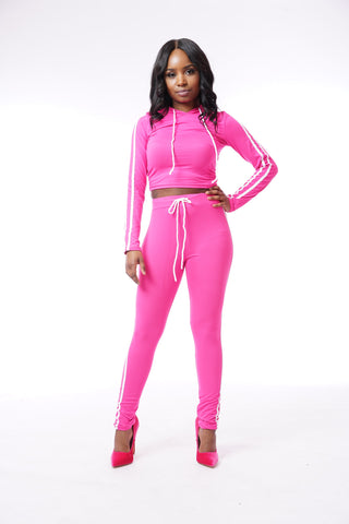 CANDY PINK 2 PIECE SET