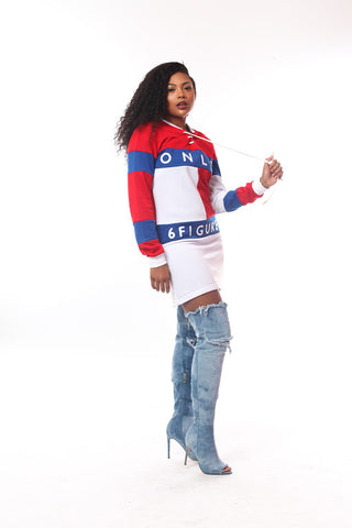 Only 6 Figures Sweatshirt