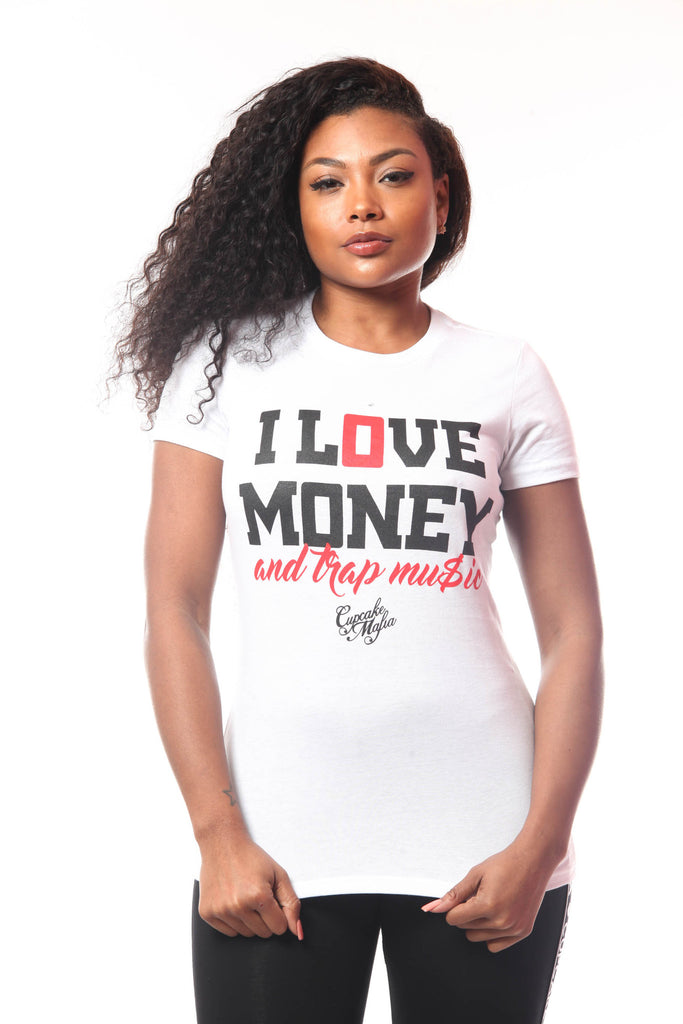 I Love Money Tshirt