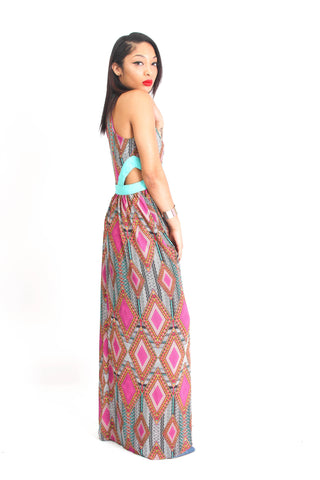 Tribal Class Dress