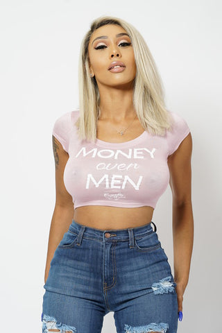 GIRL GANG JERSEY TOP