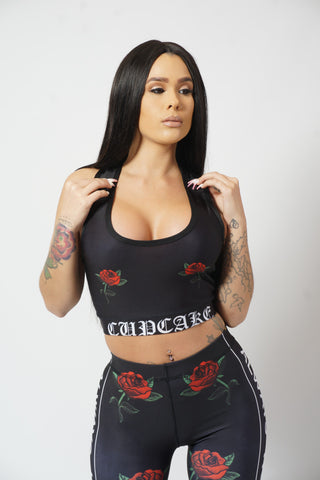 MAFIA BABES CROP TOP