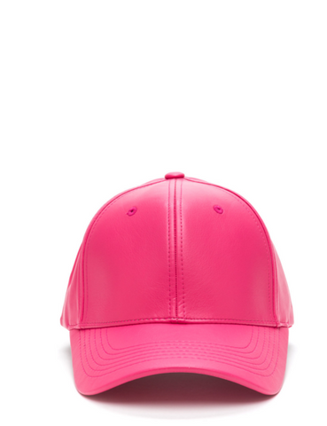 CM Leather Cap