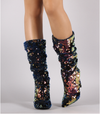 MULTI COLOR SEQUINS SHOW OUT BOOT